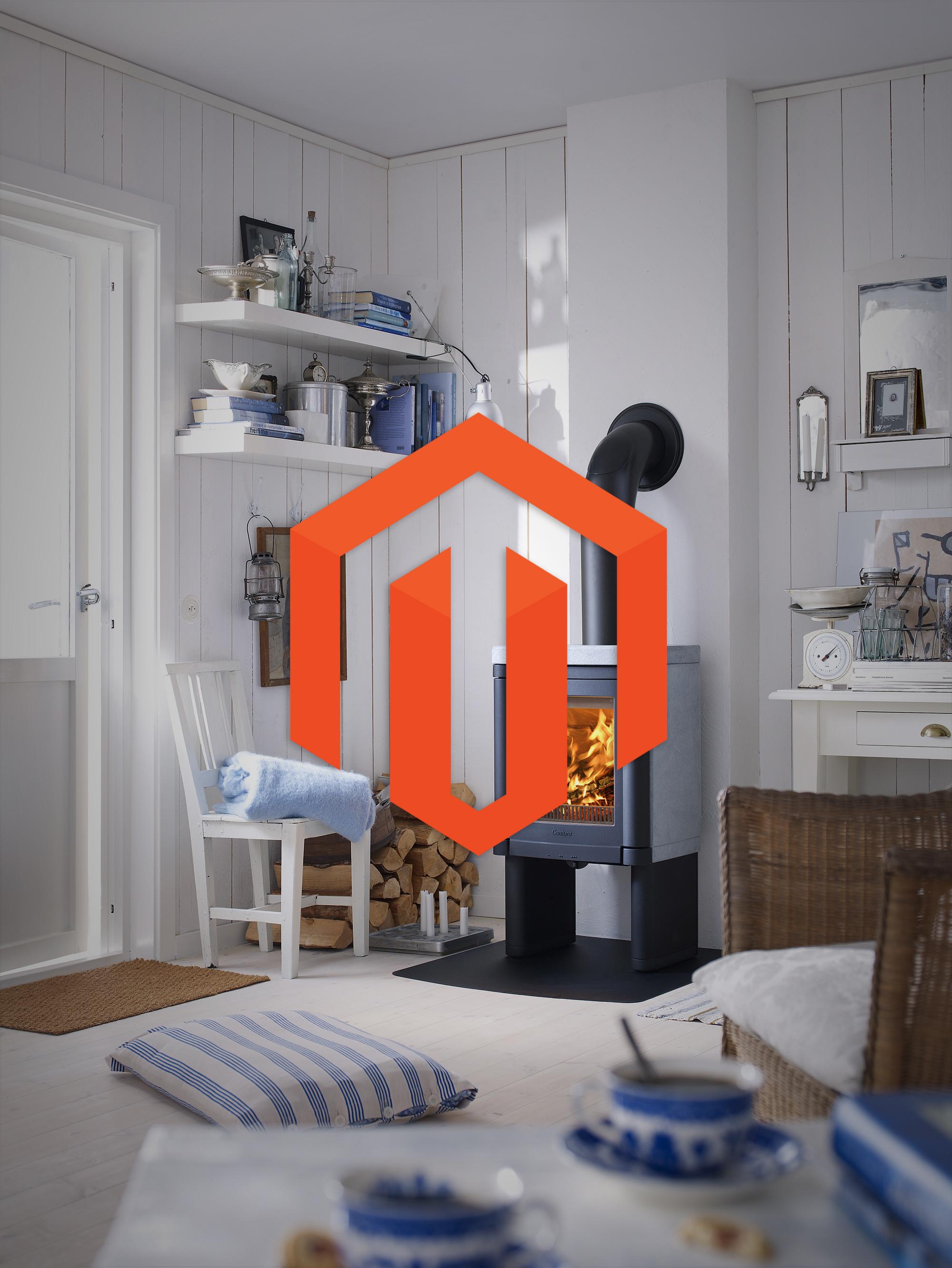 premodul paket inv ndig skorsten vit. Black Bedroom Furniture Sets. Home Design Ideas