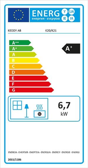 Energideklaration A+